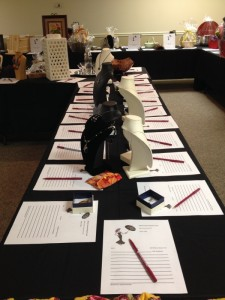 GGG Silent Auction